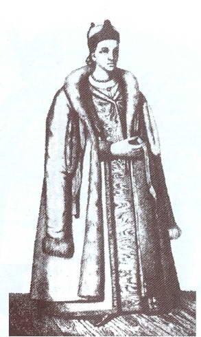 Тип міщанки XVIII ст.