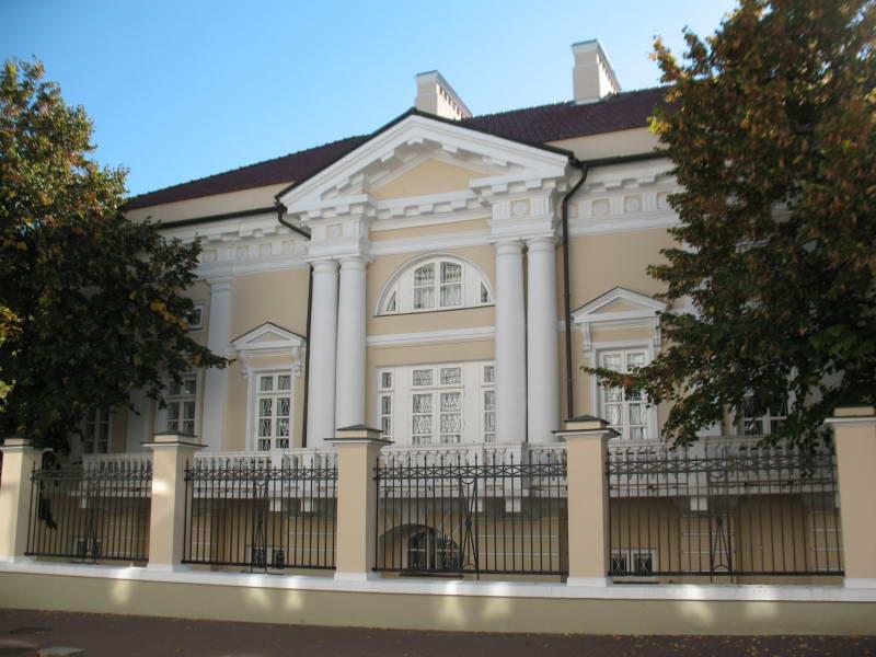 Дом ювелира Стрильбицького