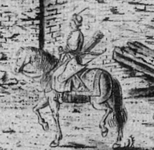 Cavalryman of  J. Radziwill