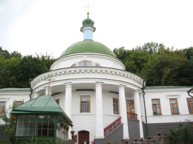 Воскресенська церква-ротонда А.…