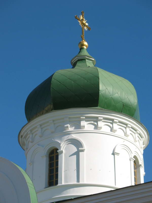 Казанский собор, Фроловский монастырь.