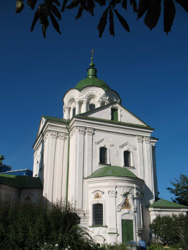 Церква Миколи Набережного