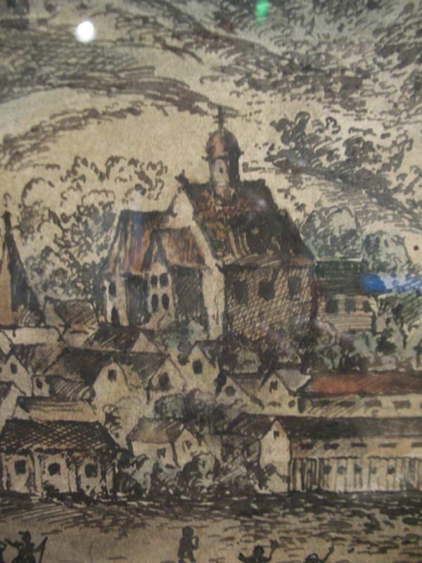 Бернардинський костел, Київ, 1651 р.