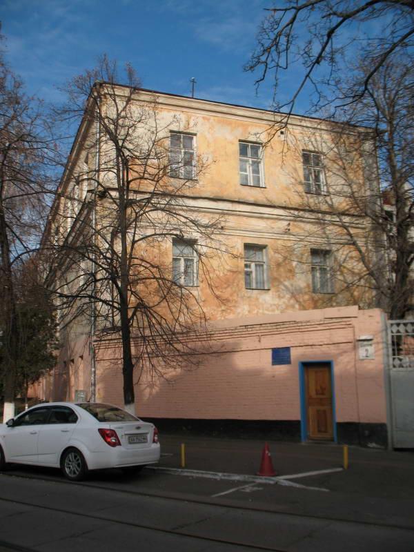 Магазин зерна І. Григоровича-Барського
