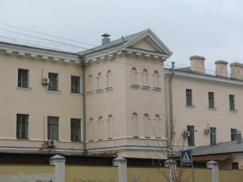 New-academic building of Kyiv-Mohyla…