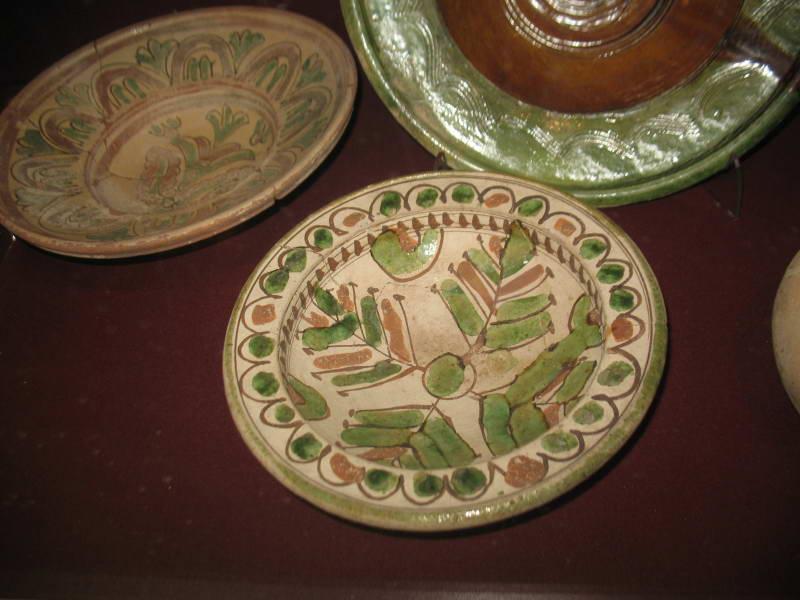 Plate, Kyiv, Podil, XVII-XVIII century