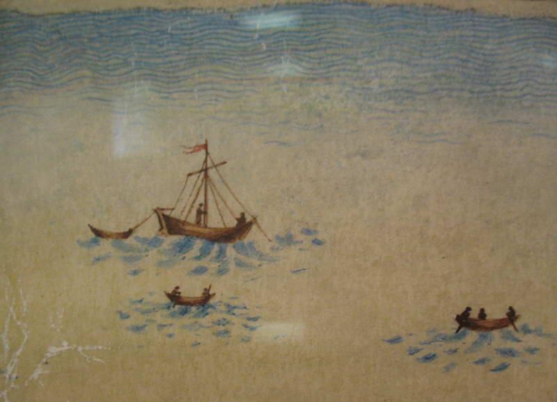 Изображение корабля на «Перспекте…