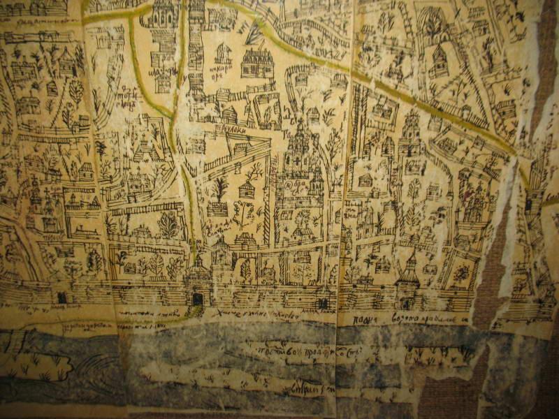 Podil, 1695