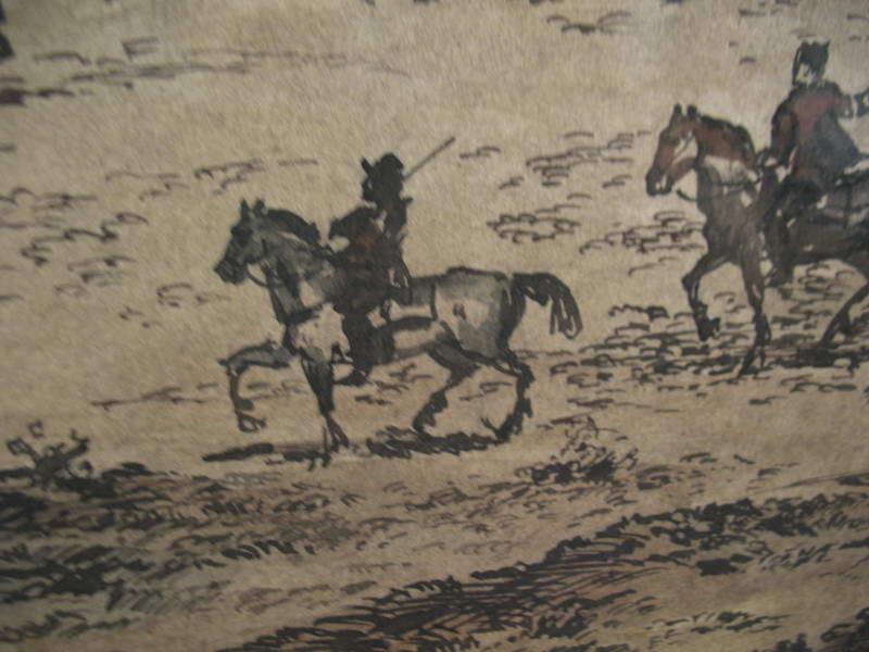Кіннотник з війська Я. Радзивіла, 1651…