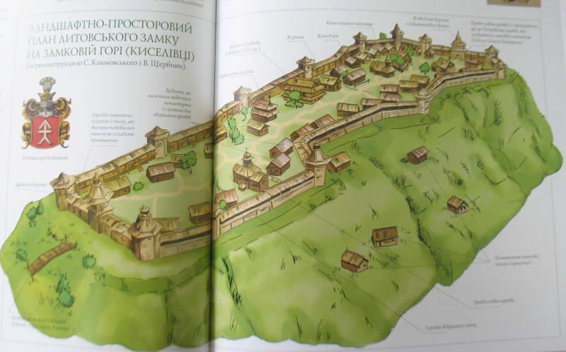Реконструкция Киевского замка