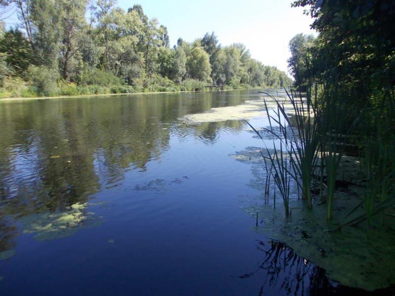 Покальський канал (скид гараячої води…