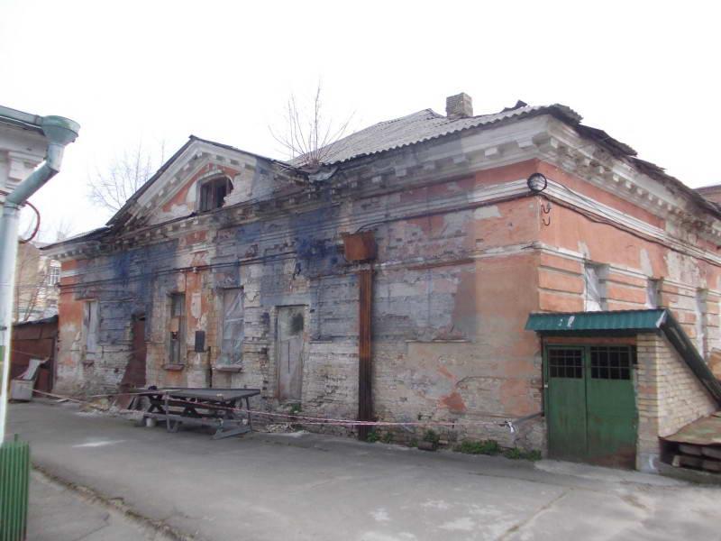 Фролівський монастир. 16 корпус.