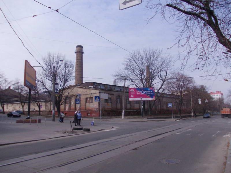 Цегляний завод Ріхерта на розі вул.…
