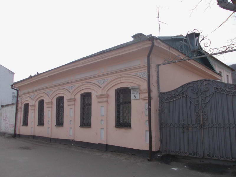 Будинок по вул. Притисько-Микільська, 5