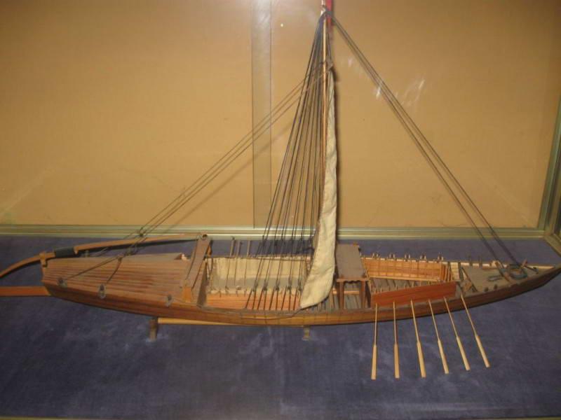 Вісляна шкута - річкове судно, яке…