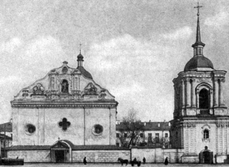 Петропавлівська церква (колишній…