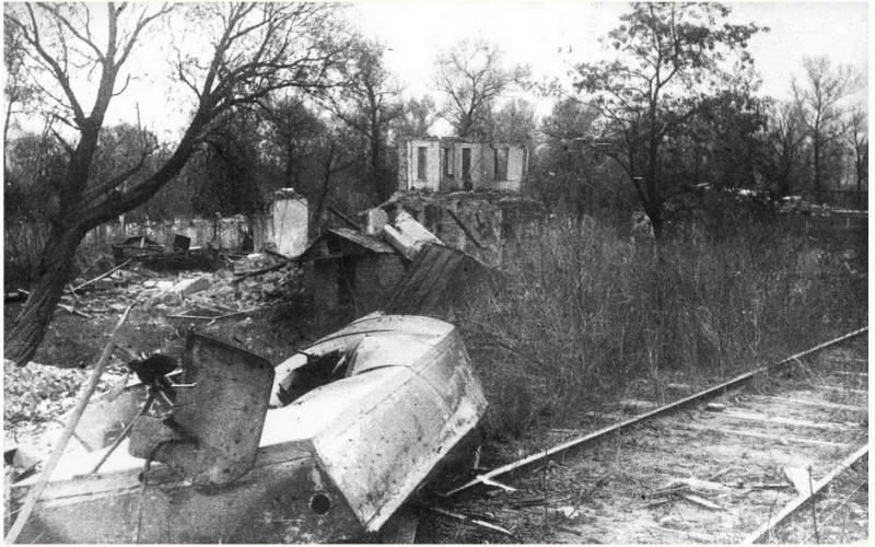 Дарниця залишена німецькими військами,…
