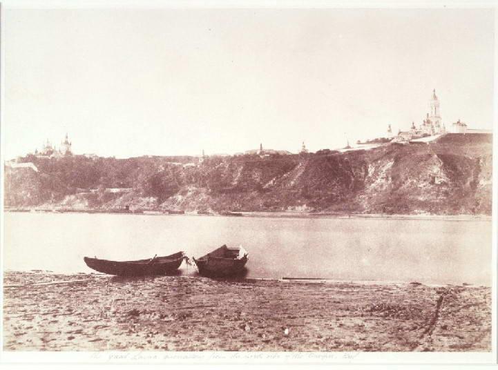 Венеціанський острів, 1850-ті рр.