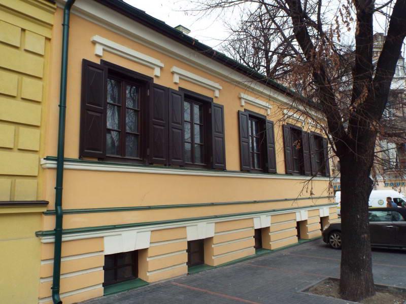 Будинок архітектора А. Меленського,…