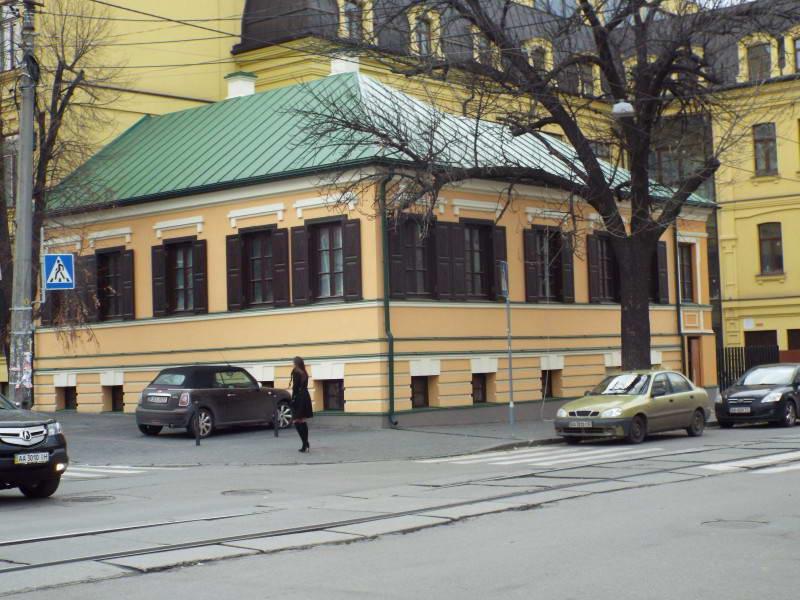 Будинок архітектора А. Меленського
