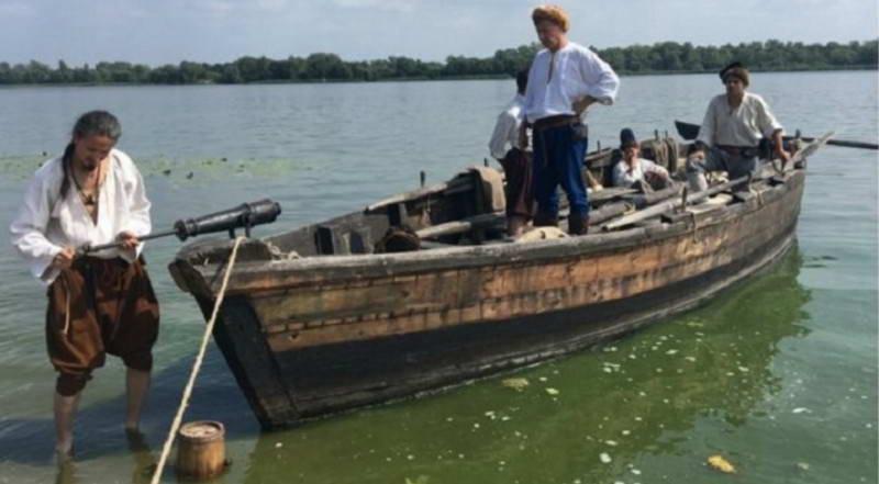 Реконструкція річкового байдаку XVII…