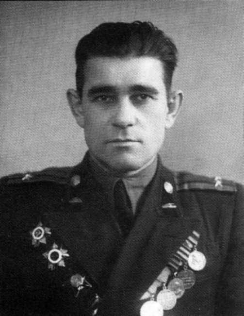 Лейтенант Новомлинов Микола Данилович