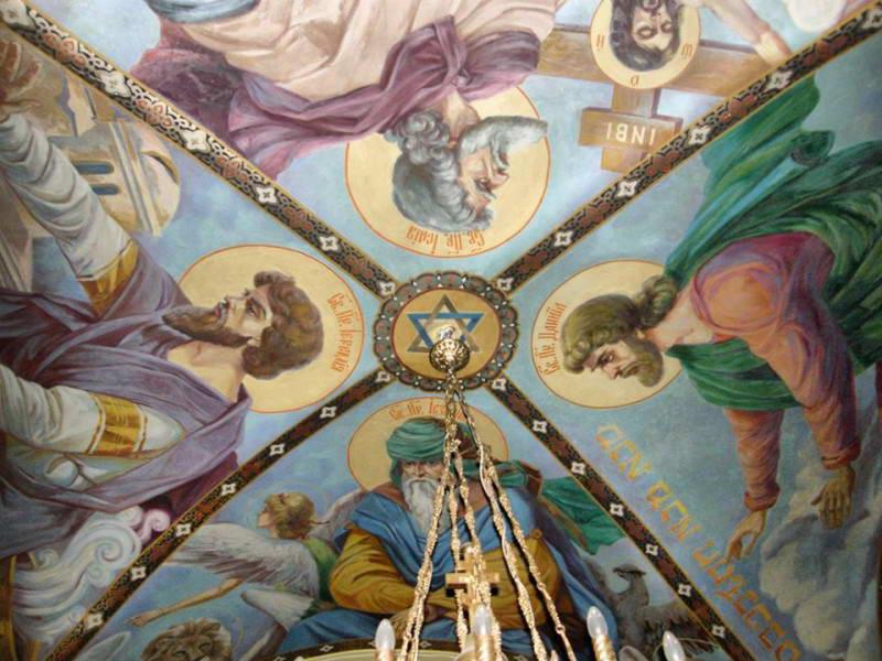 Церква Миколи Притиска, фрагмент…