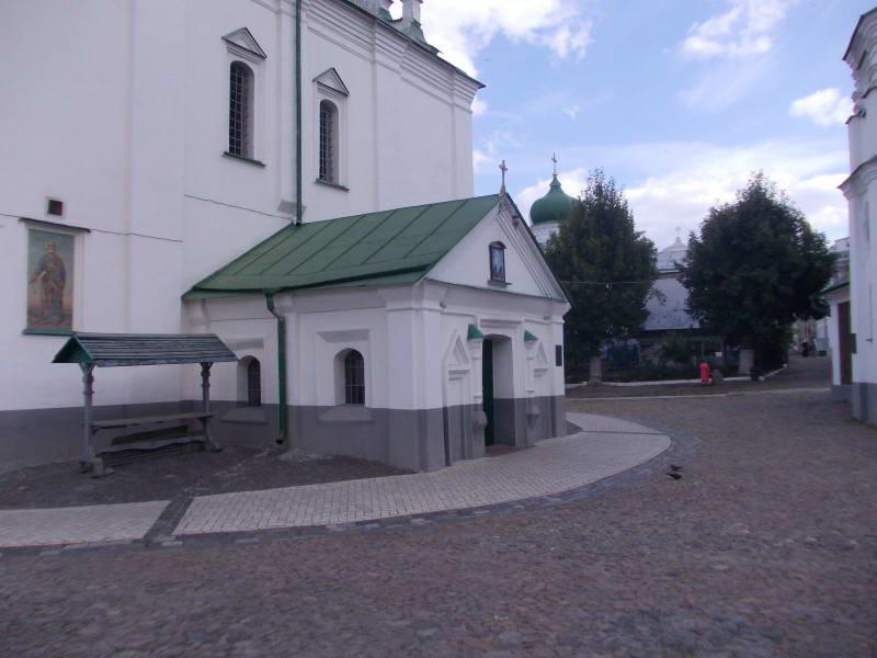 Фролівський монастир. Вознесенська…