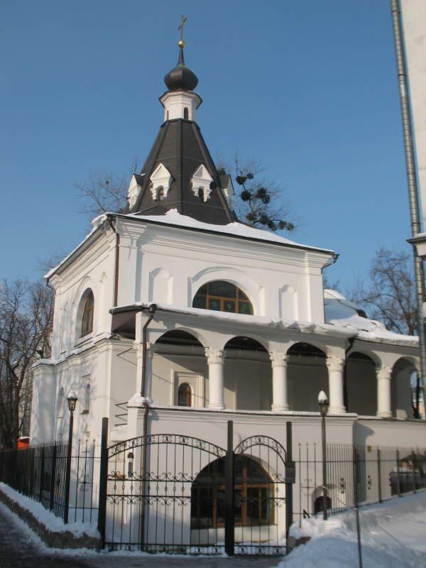 Belfry of the St. Nicholas Dobry Church