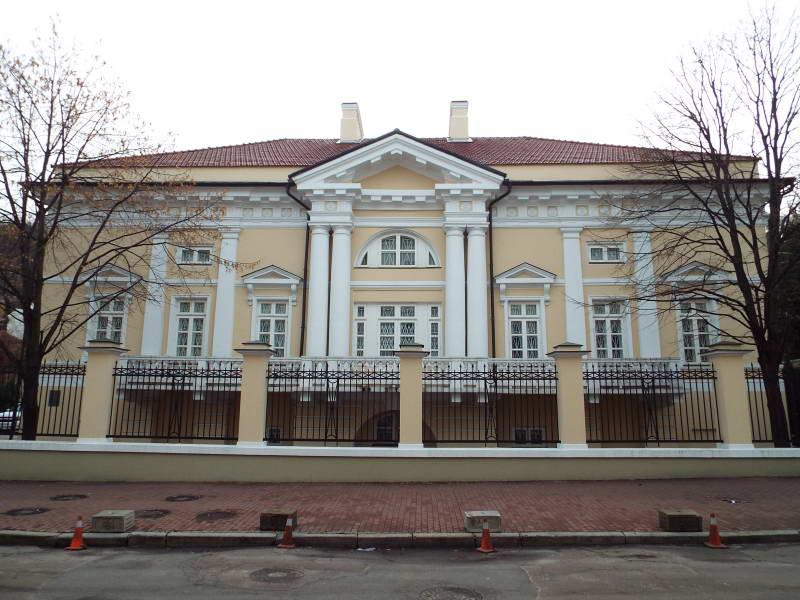 The House of jeweler Strilbytskyy