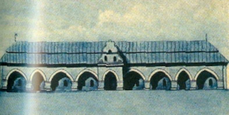 Old Academic Kyiv-Mohyla Academy