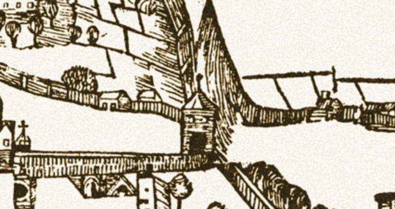Дерев'яна вежа