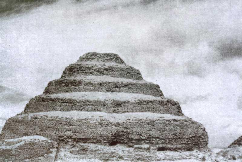 29. Пирамида царя Джосера