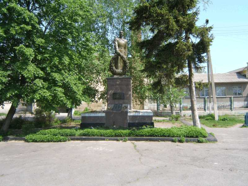 55. Monument to fallen…