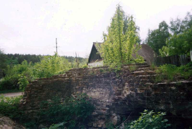 63. Ruins of the Zmiev monastery