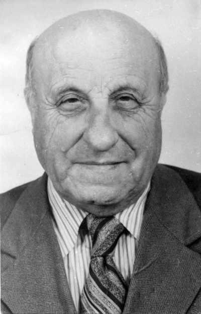 Портрет П.Жолтовського