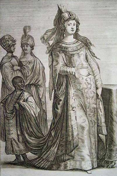 Кьосем-Султан, дружина Ахмеда І, матір…