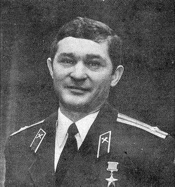Герой Радянського Союзу, підполковник…