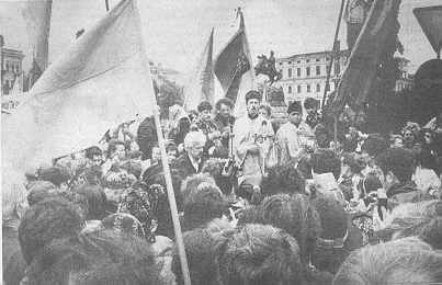 Молебінь в Києві. Фото С.Полюха