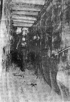 В коридоре станции